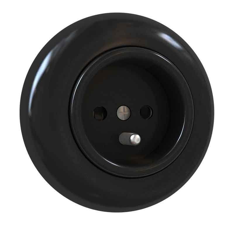 Stylowe włączniki i gniazdka LOFT – elegancki osprzęt elektryczny retro do każdego mieszkania!