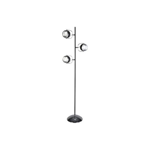Lampa podłogowa Ball czarna, Spot Light, 1509004