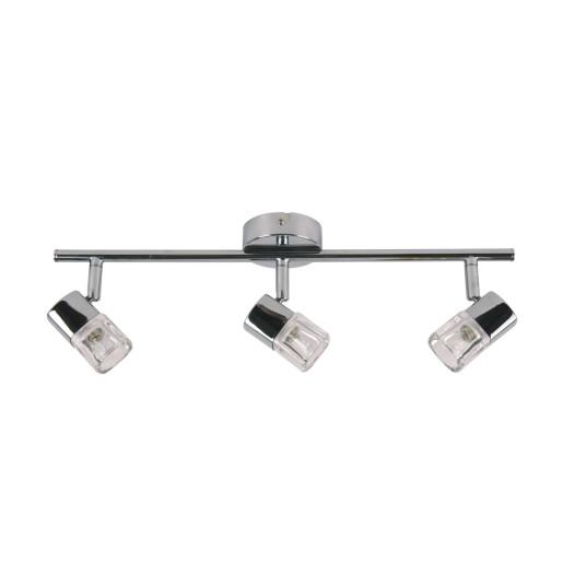 Lampa sufitowa 3pł plafon CRISTALL 2042328L Spot Light
