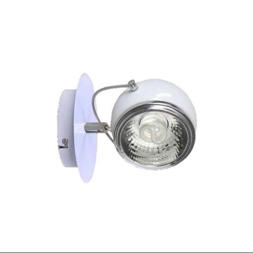 Kinkiet Ball 2 biały, Spot Light, 2686102