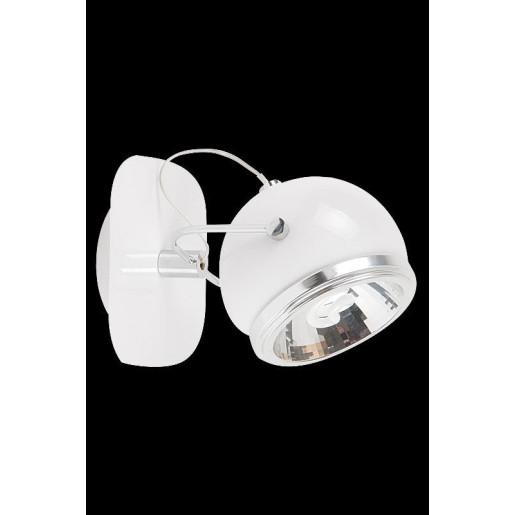 Kinkiet Ball biały, Spot Light, 5009102