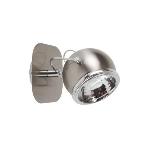 Kinkiet Ball 5009187 nikiel, Spot Light, incl.1xLED GU10 5W