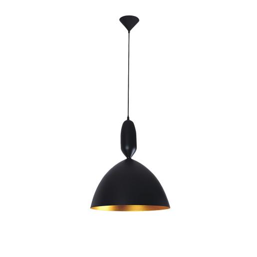 Lampa wisząca TUBA black/gold 5185104 Spot Light