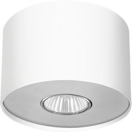 Lampa stropowa POINT WHITE SILVER / WHITE GRAPHITE S 6000 Nowodvorski