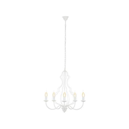 Lampa wisząca MARGARET WHITE 6330 Nowodvorski