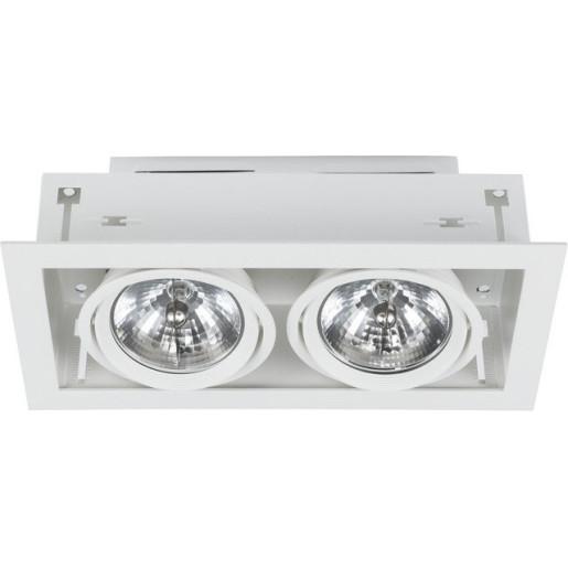 Lampa stropowa DOWNLIGHT WHITE 6453 Novodworski