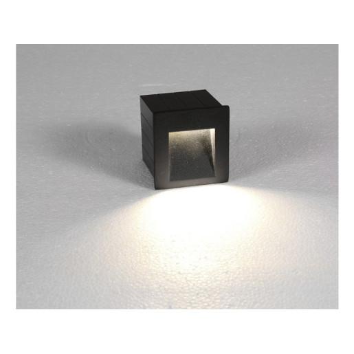 Kinkiet zewnętrzny STEP LED GRAPHITE 6907 Nowodvorski