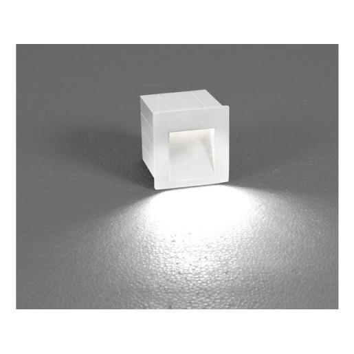 Kinkiet zewnętrzny STEP LED WHITE 6908 Nowodvorski