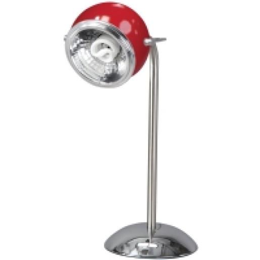 Lampa biurkowa Ball czerwona, Spot Light, 7509006