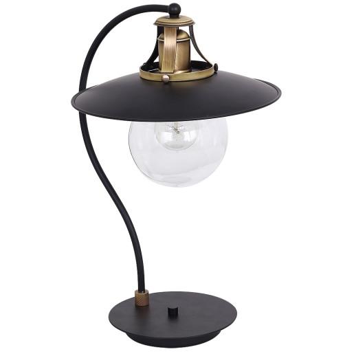 Lampa stołowa CANCUN złoty 7710 Luminex