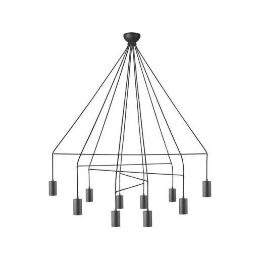 Lampa wisząca IMBRIA BLACK 9680 Nowodvorski