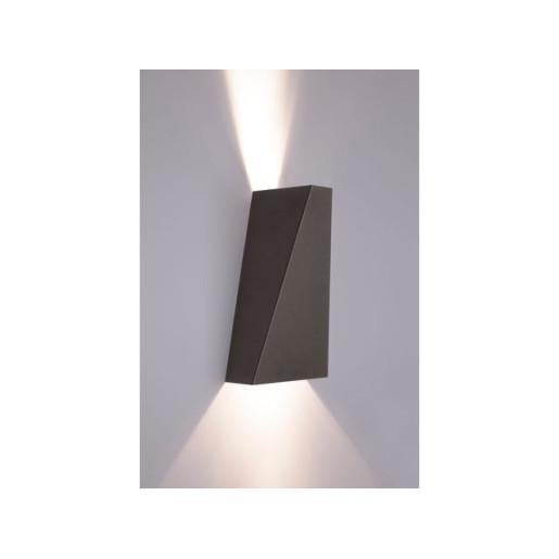 Lampa ścienna NARWIK BLACK 9703  Nowodvorski