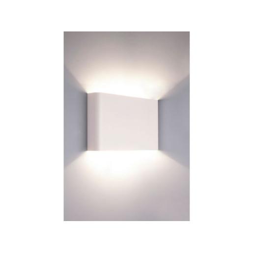 Lampa ścienna HAGA WHITE 9708 Nowodvorski