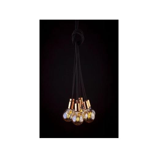 Lampa wisząca CABLE BLACK /COPPER 9746 Nowodvorski