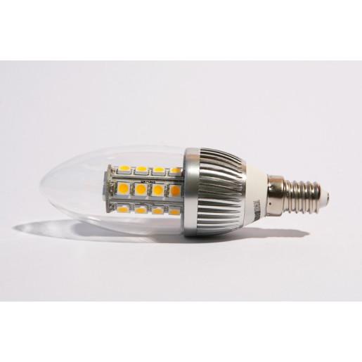 Żarówka LED E14 Barwa Ciepła CSMB27-T 5W Lumenmax