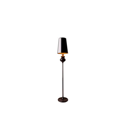 Lampa podłogowa ALASKA BLACK 5755 Nowodvorski