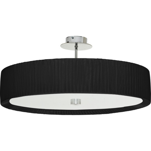 Lampa sufitowa 5352 ALEHANDRO black plafon 55 Nowodvorski