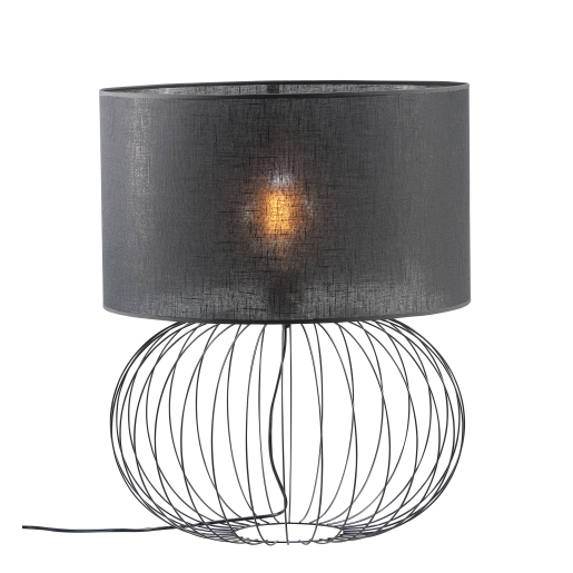 Lampa stołowa BIG BALL ART BLACK NAMAT