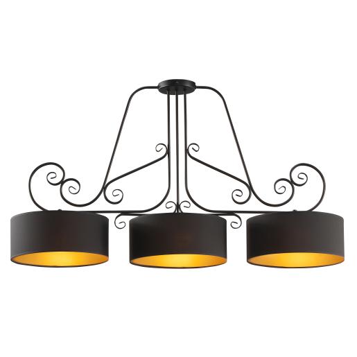 Lampa wisząca BILLARD ART 3 NAMAT