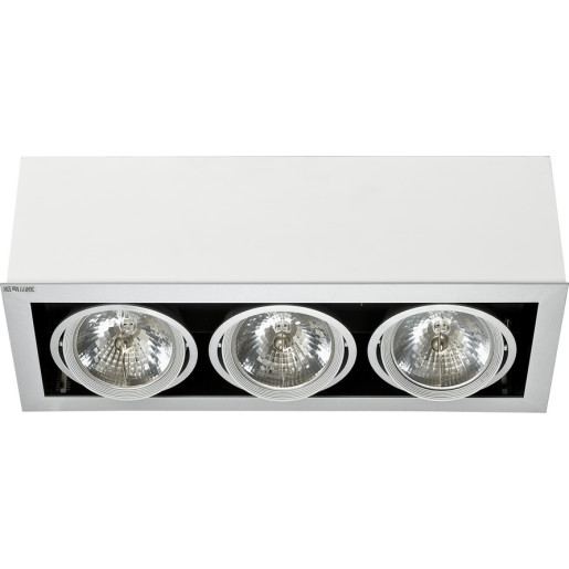 Lampa sufitowa BOX white III 5307 Nowodvorski