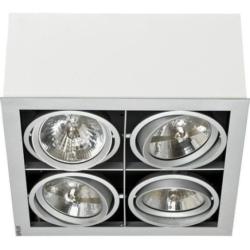 Lampa sufitowa BOX white IV 5308 Nowodvorski