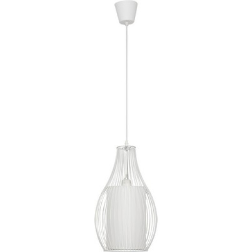 Lampa wisząca CAMILLA white 4611 Nowodvorski