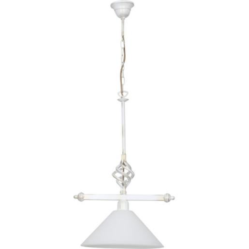 Lampa wisząca CORA white I zwis 4746 Nowodvorski