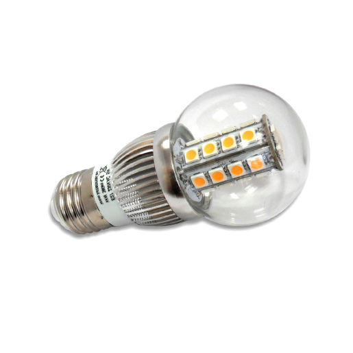 Żarówka LED E27 Barwa Ciepła GSMB 27-P 5W=40W Lumenmax