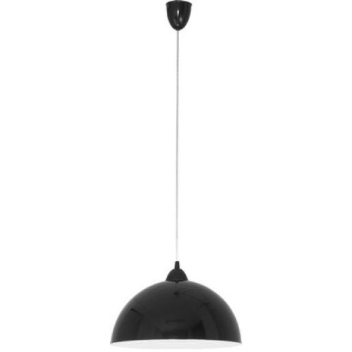Lampa wisząca HEMISPHERE black S 4838 Nowodvorski