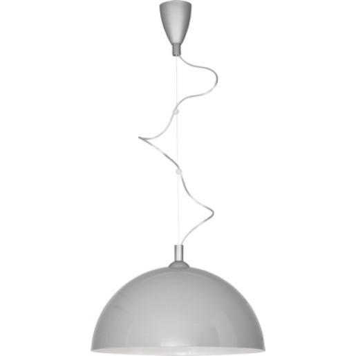 Lampa wisząca HEMISPHERE grey L 5073 Nowodvorski