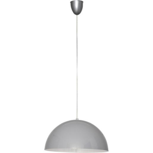 Lampa wisząca HEMISPHERE grey S 5074 Nowodvorski