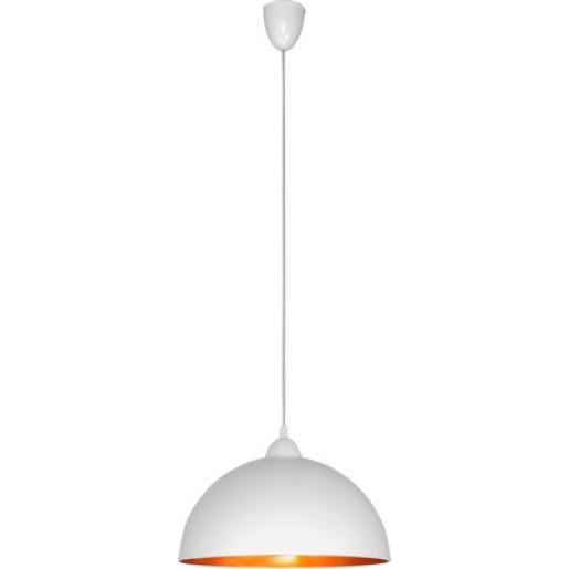 Lampa wisząca HEMISPHERE white-gold S 4893 Nowodvorski