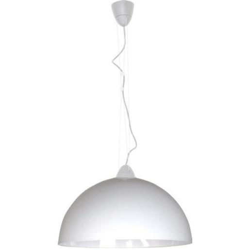Lampa wisząca HEMISPHERE white L 4856 Nowodvorski