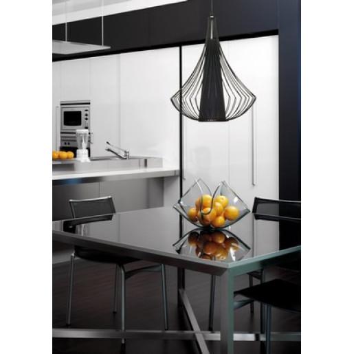 Lampa wisząca KAREN black 4607 Nowodvorski