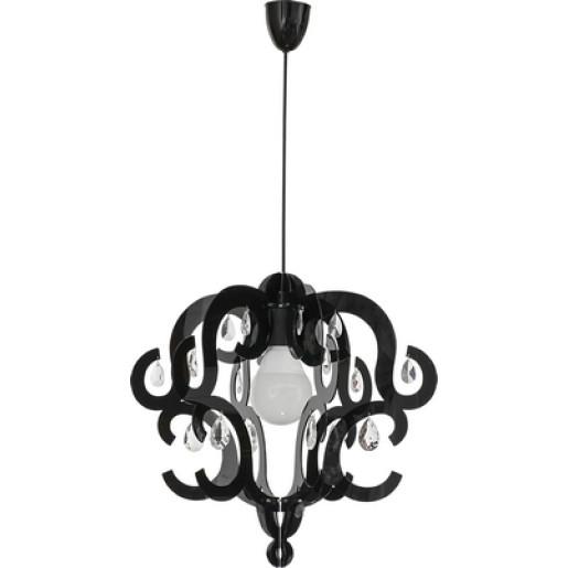 Lampa wisząca KATERINA black I zwis 5211 Nowodvorski