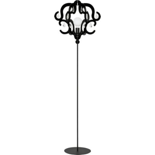 Lampa podłogowa KATERINA black 5212 Nowodvorski