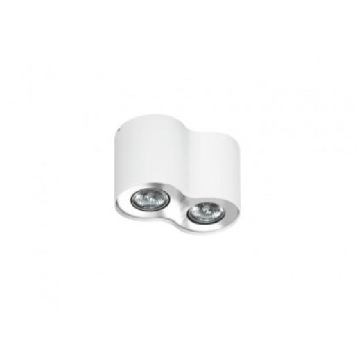 Lampa natynkowa Neos 2 White/Chrome  AZzardo