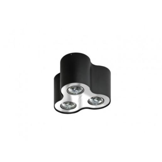 Lampa natynkowa Neos 3 Black/Chrome  AZzardo