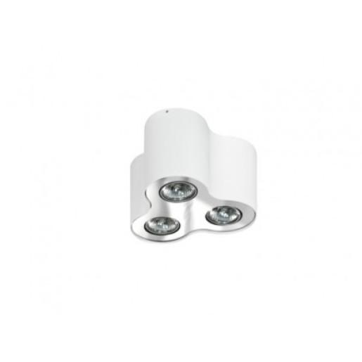 Lampa natynkowa Neos 3 White/Chrome  AZzardo