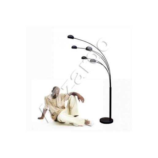 Lampa podlogowa PALP BLACK AZzardo