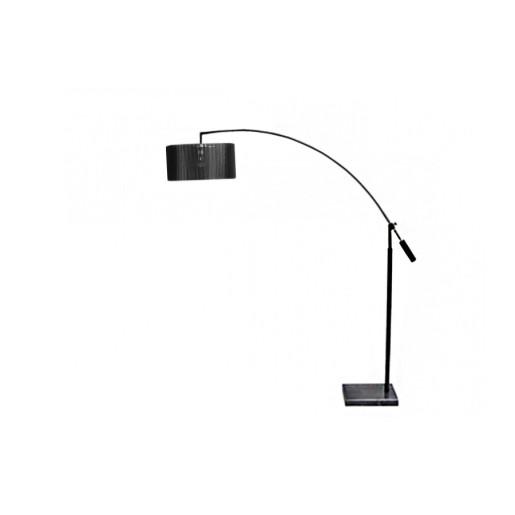 Lampa podlogowa BIANCA BLACK AZzardo