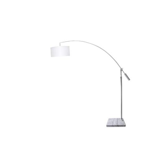 Lampa podlogowa BIANCA WHITE AZzardo