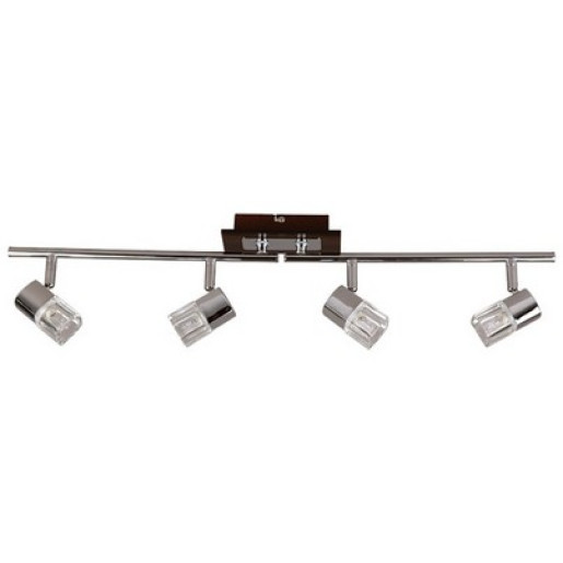 Lampa sufitowa 4pł plafon ISLAND 2041435L Spot Light