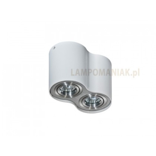 Lampa techniczna Bross 2 White/Alu  AZzardo