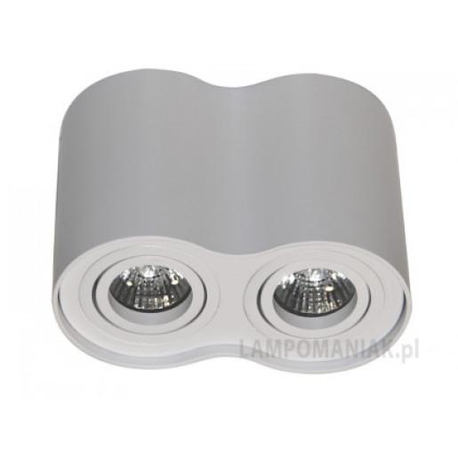 Lampa techniczna Bross 2 White  AZzardo