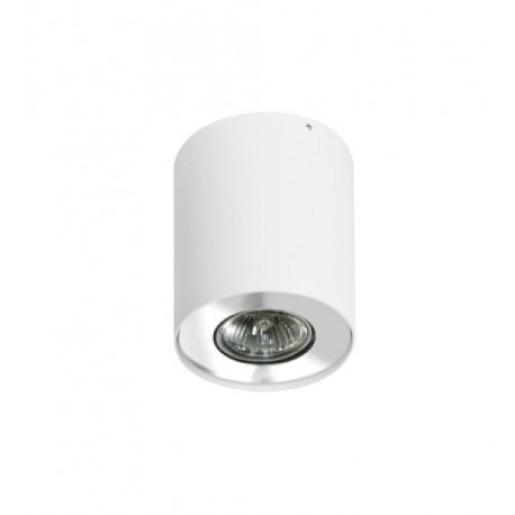 Lampa natynkowa Neos 1 White/Chrome  AZzardo