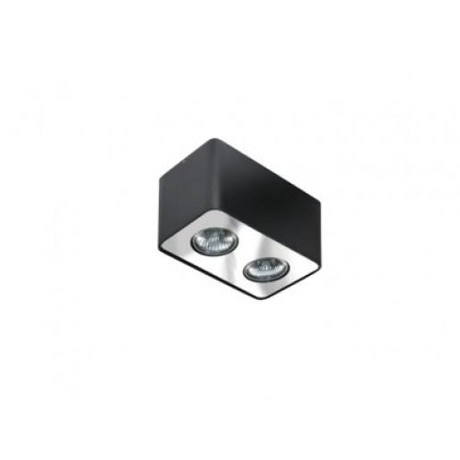Lampa techniczna Nino 2 Black/Chrome  AZzardo