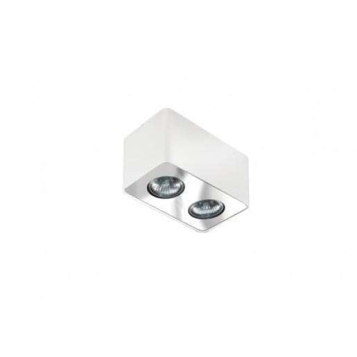 Lampa techniczna Nino 2 White/Chrome  AZzardo