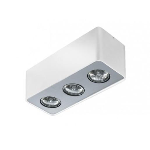 Lampa techniczna Nino 3 White/Chrome  AZzardo