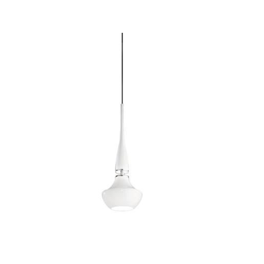 Lampa wisząca TASOS 1 WHITE AZzardo